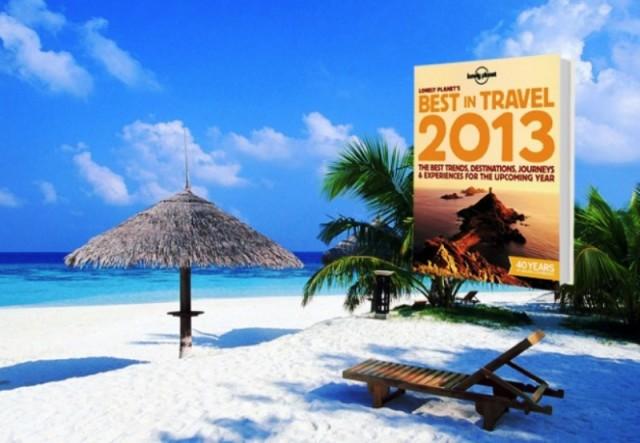 Top destinacije 2013.
