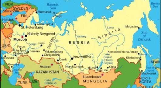 Ukidanje viza za Rusiju, Ukrajinu i Kazahstan