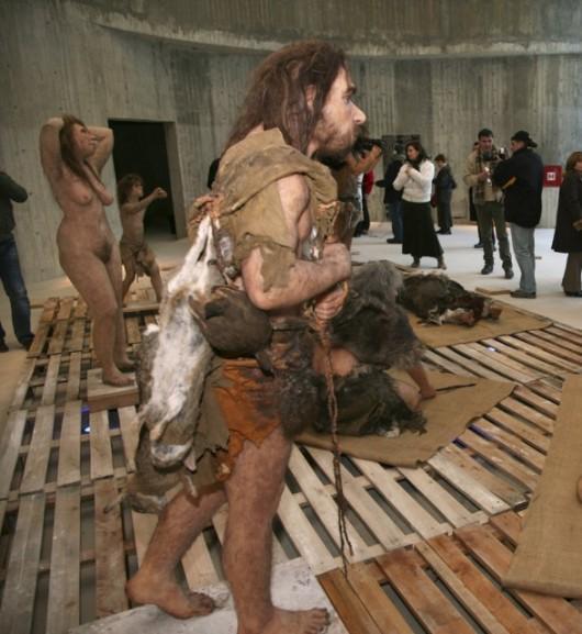 Svi su ludi za neandertalcima-Krapina