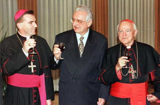 Obilježava se osma obljetnica smrti kardinala Franje Kuharića