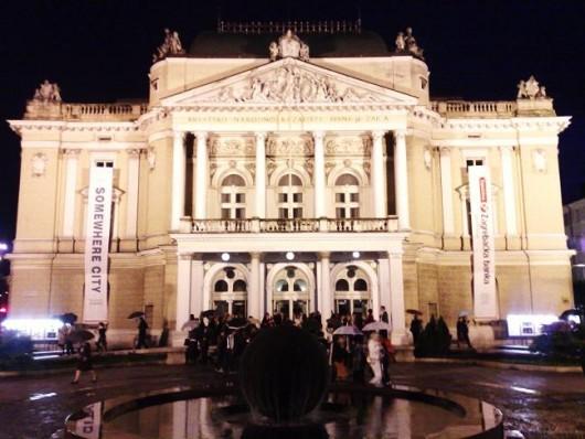 """Bajkovita drama """"Somewhere city"""" u HNK Rijeka"""