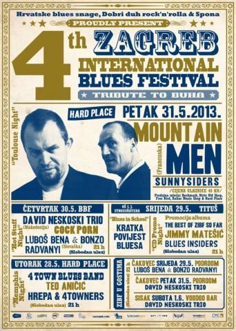 4. Zagreb International Blues Festival