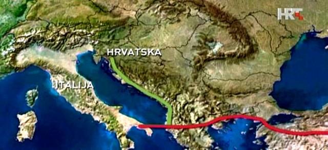Potpisan memorandum o provedbi Južnoga plinskog koridora
