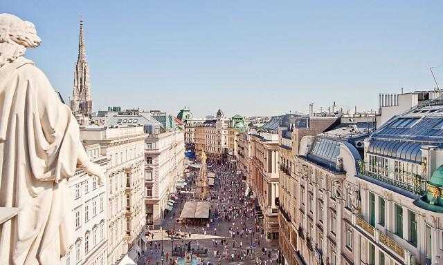 """Beč među prva tri """"pametna grada"""" u svijetu"""