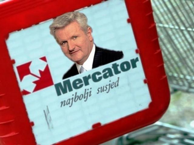 Slovenskom poplitičaru žao što je Mercator kupio Todorić!?