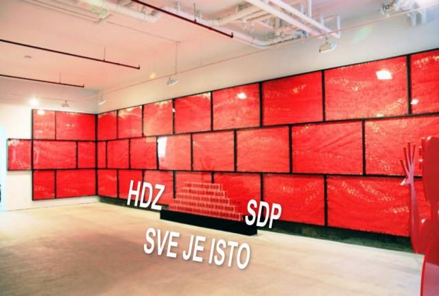 Hrvati više ne vjeruju ni SDPu ni HDZu