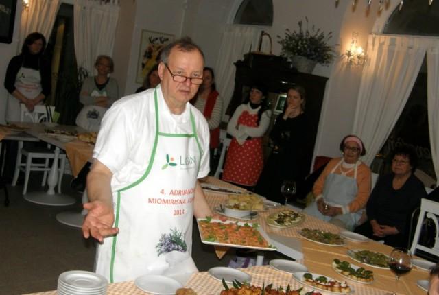 Apoksiomenova antička kuhinja