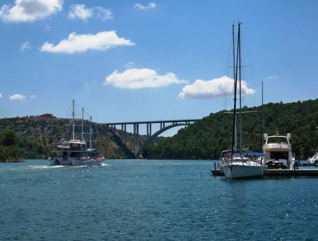 NP Krka, kreće realizacija projekta uređenja dijela obale i pristaništa u Skradinu