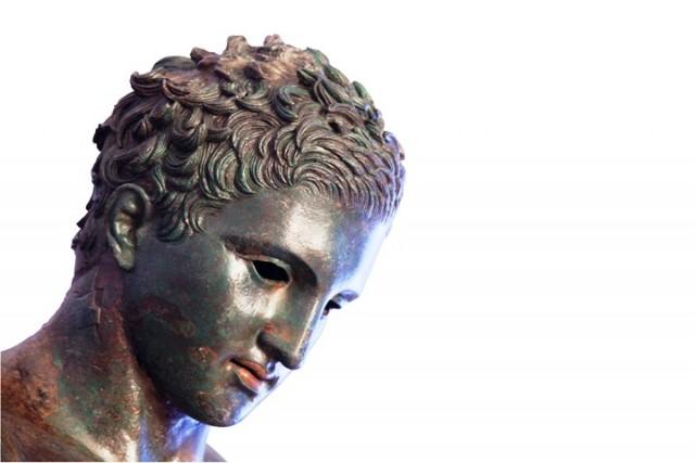 Prezentacija Apoksiomena u British Museumu u Londonu