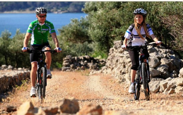 Krčki prilog popularizaciji biciklističkog sporta