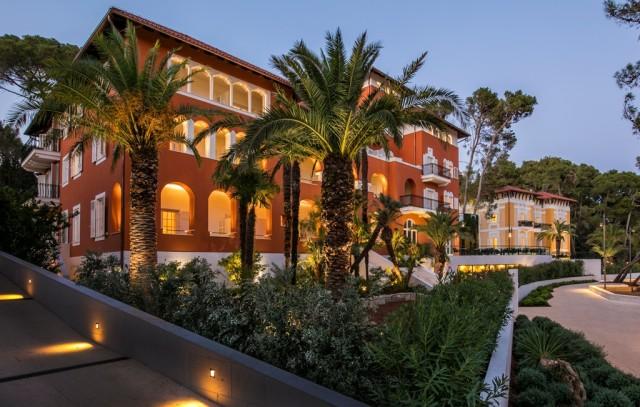 Ponudu uvale Čikat obogatio obnovljen luksuzni hotel Alhambra