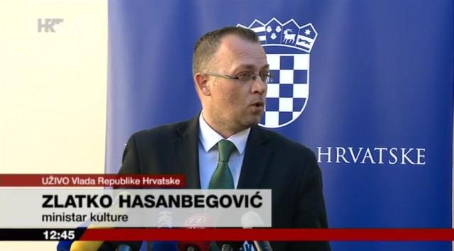 Hasanbegoviću žao što Esih nije HDZ-ova kandidatkinja za Zagreb