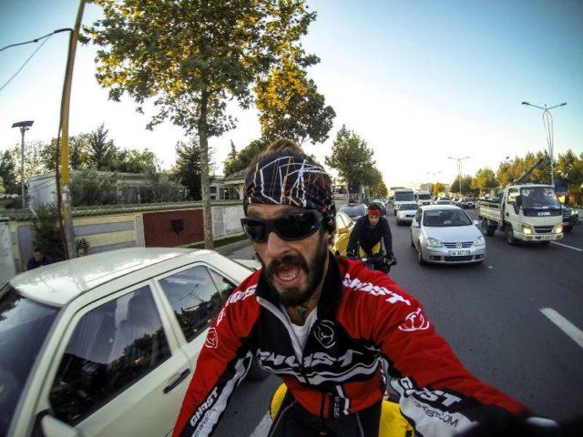 """Oscar Piljek: """"bicikle su nam se skoro u Albaniji raspale"""""""