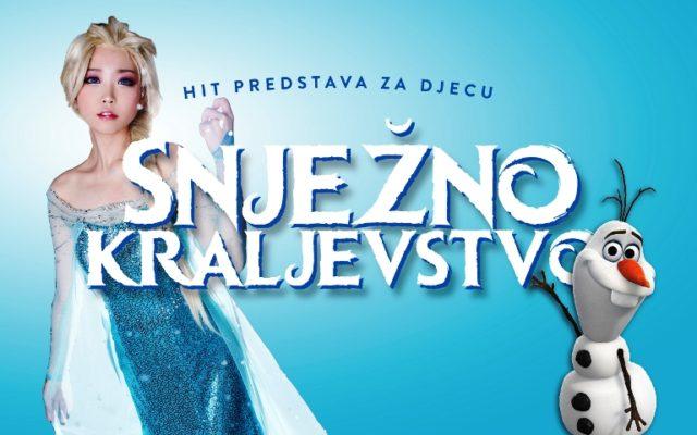Elsa stiže u CEKATE!