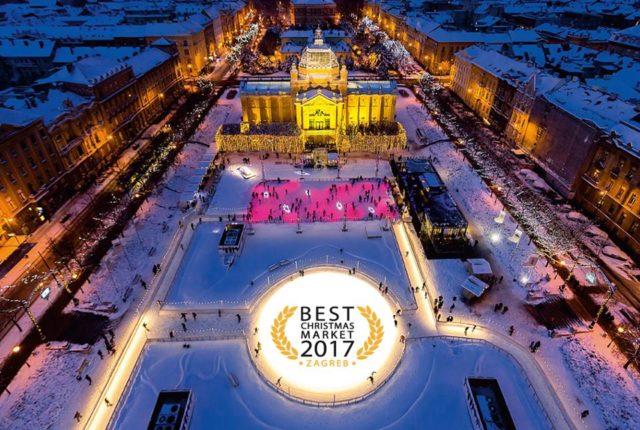 Zagrebački Advent opet najbolji u Europi