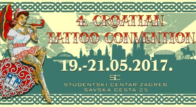 Hrvatska Tattoo Konvencija 2017.