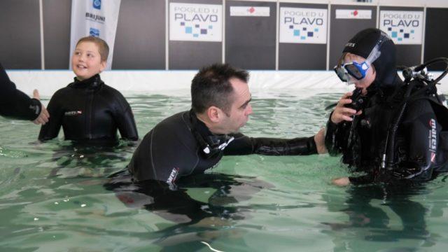 Pogled u plavo – promocija Hrvatske kroz ronjenje