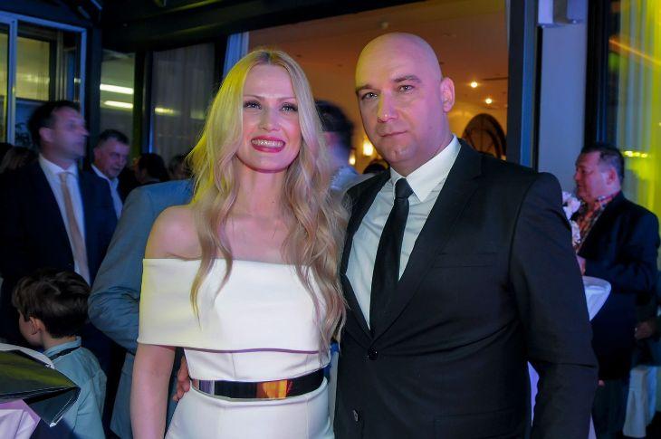 Načelnik Vira Kristijan Kapović sa suprugom