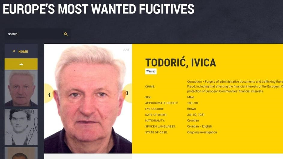 MUP i EUROPOL ne znaju kakve boje očiju ima Todorić