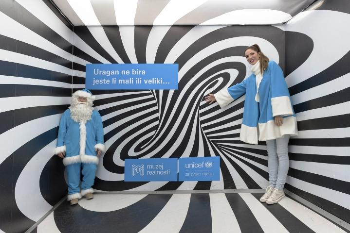 Otvoren Muzej realnosti u Zagrebu