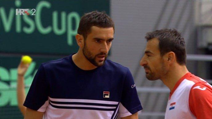 ATP: Ćorić prvi put među 30, Čilić ostao treći, Nadal na vrhu