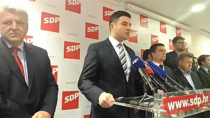 I SDP bi manje županija i gradova….