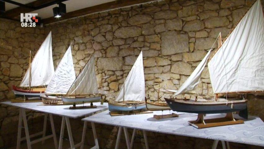 Izložba 'Vjetar Mediterana – Jadranske tradicijske barke'