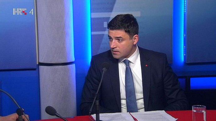 Bernardić izbačen iz SDP-a
