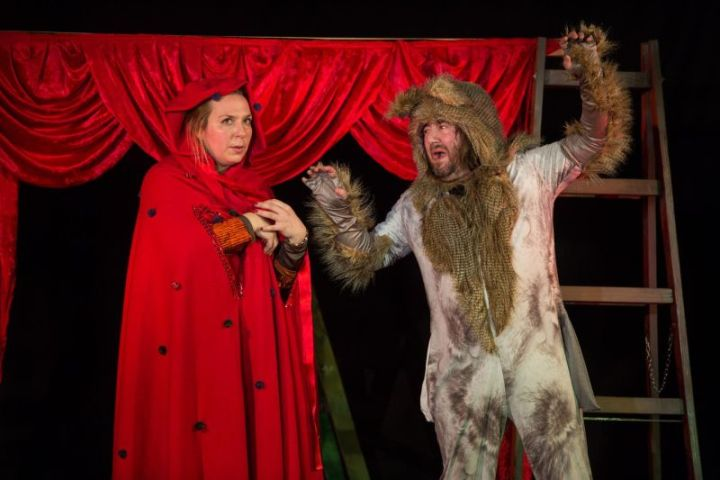 Kazališna predstava za djecu: Crvenkapica u Gervaisu, Opatija