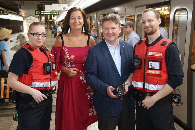 Bečki javni prijevoz postaje još sigurniji