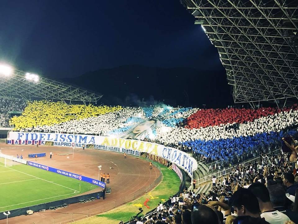 Hajduk nakon više od 100 dana na Poljudu pred gledateljima