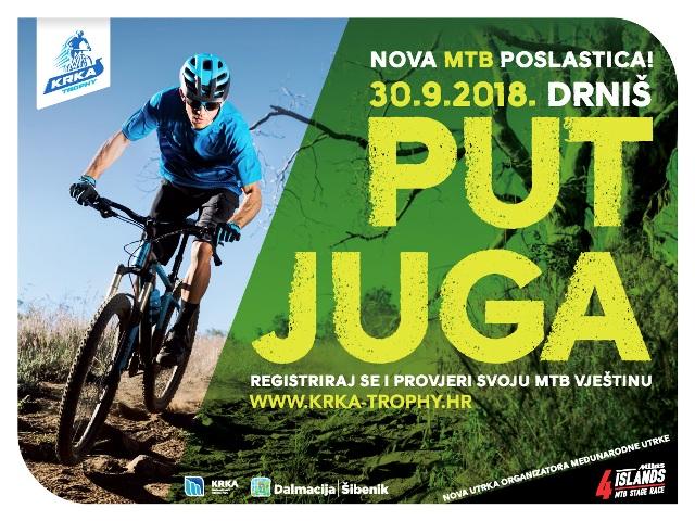 NP Krka organizira biciklistički maraton Krka Trophy