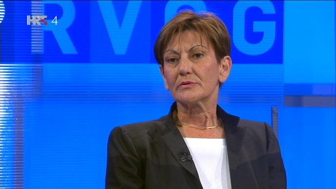 Martina Dalić: Pupovac je bio u sukobu interesa