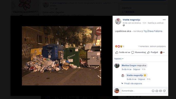 Umjesto da novinari pišu o smeću, to rade građani!
