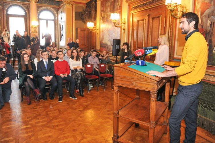Svečana dodjela stipendija Zaklade Marin Čilić