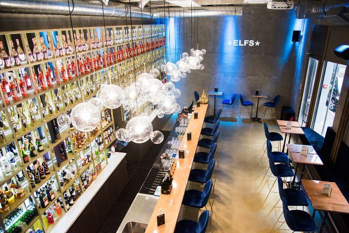 Zavirite u ELFS & bubbles