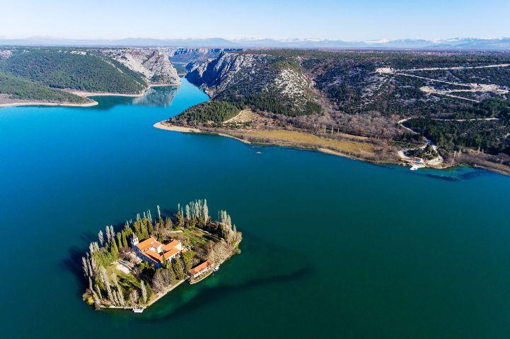 """Nacionalni park """"Krka"""" predstavlja novi izlet brodom prema Čikoli"""