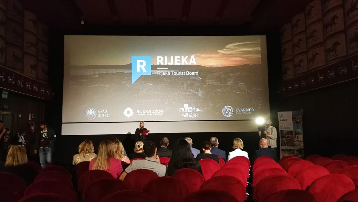 U Art kinu održana nacionalna premijera turističkog filma Rijeke