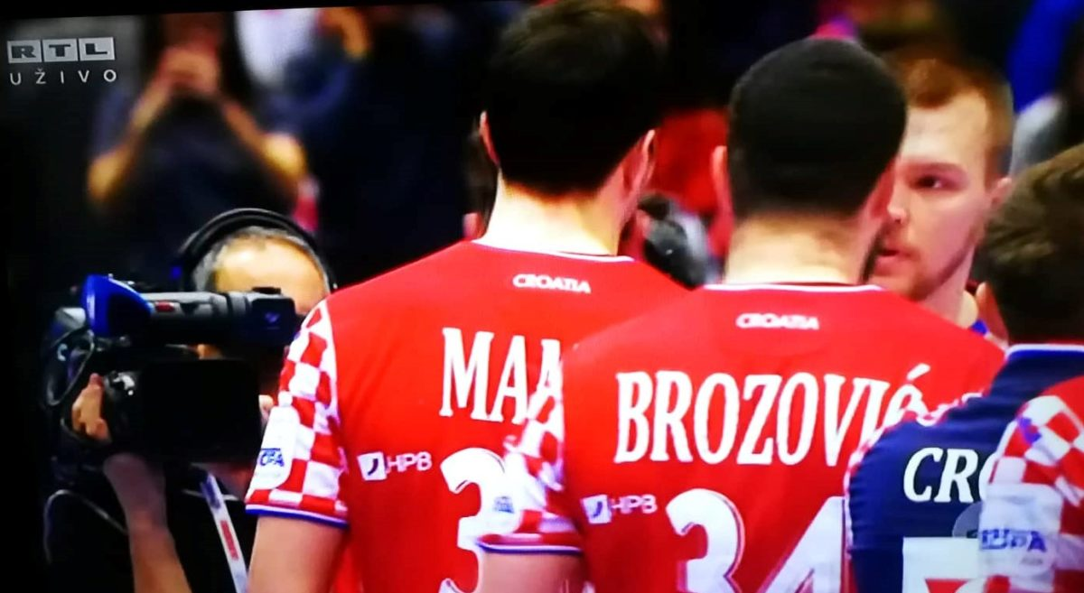 Hrvatska bez četvrtfinala, težak poraz od Danaca