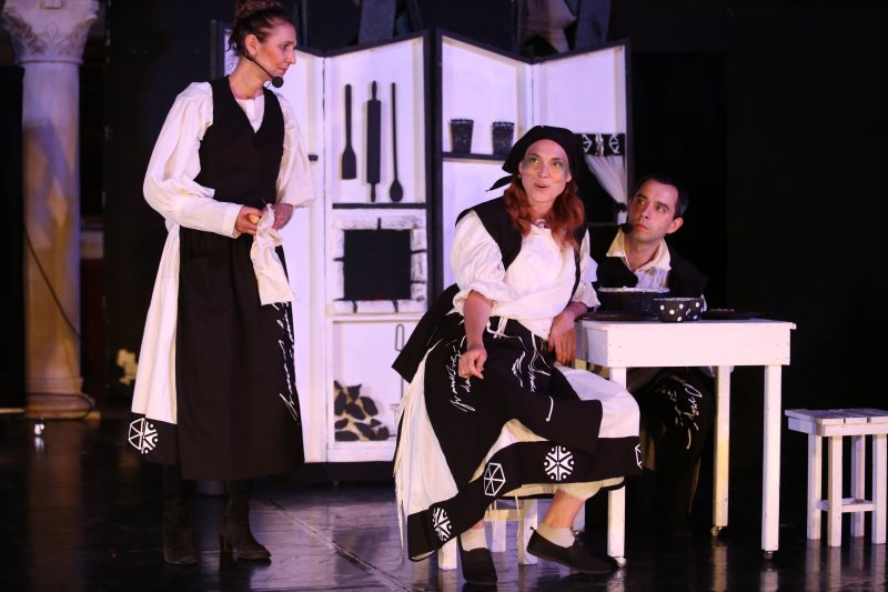 Kazališna predstava za djecu ŠUMA STRIBOROVA u Opatiji