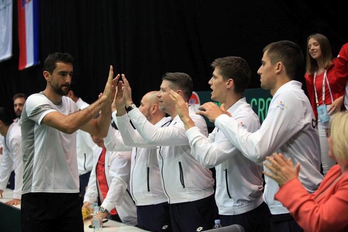 Davis Cup: Hrvatska igra u Torinu