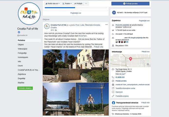 HTZ provodi pojačane online aktivnosti za brojne fanove na društvenim mrežama