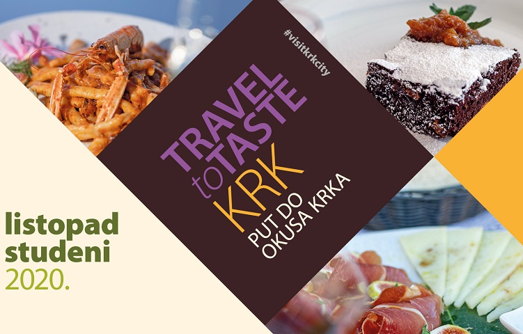 Travel to Taste Krk – gastronomska ponuda grada Krka