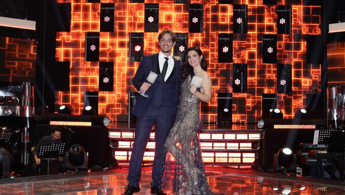 Arija i Marko pobjednici 9. sezone showa Zvijezde pjevaju!