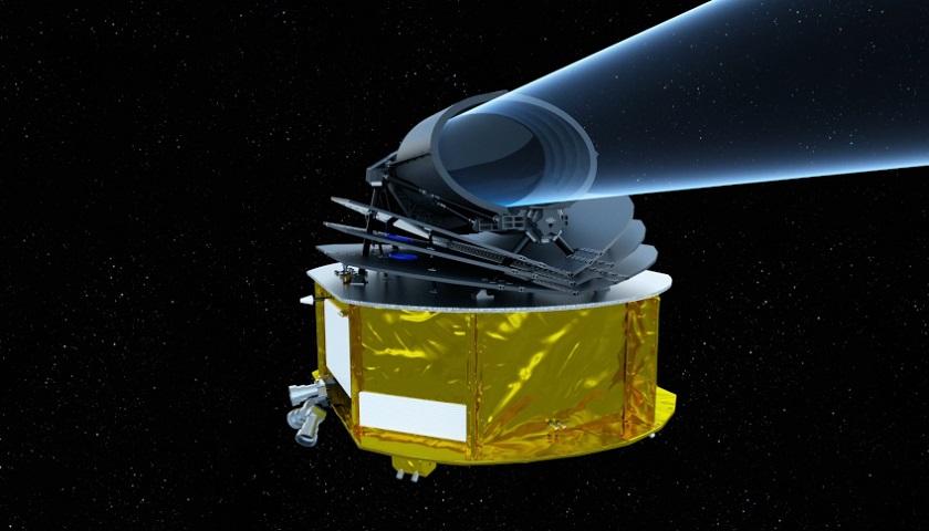 Bečki astrofizičari sudjeluju u razvoju novog svemirskog teleskopa