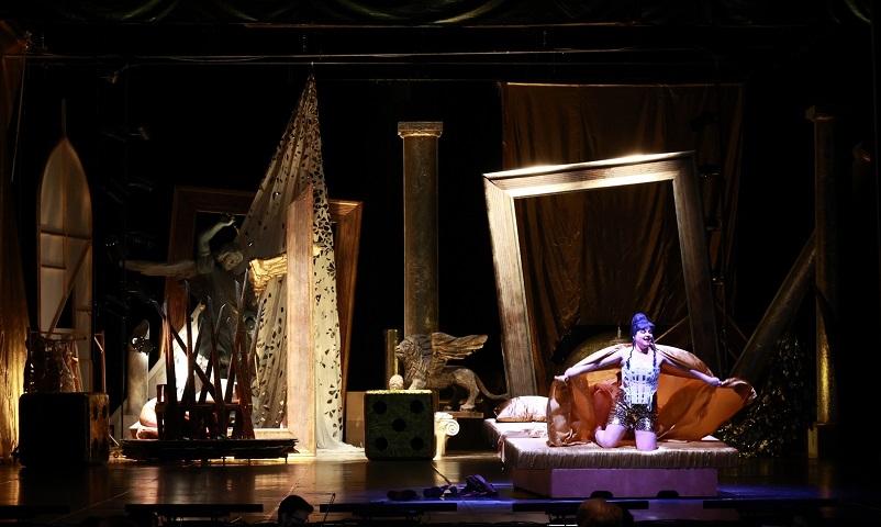 HNK Zajc/Julije Cezar u Egiptu, obnova baroknog opernog spektakla