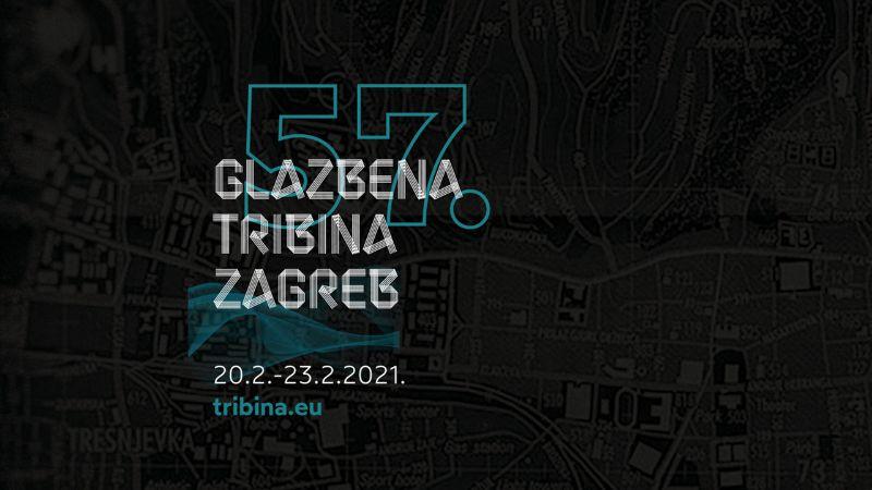 VEČERAS KREĆE 57. GLAZBENA TRIBINA!