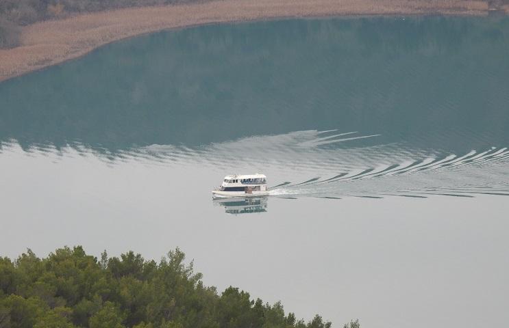 NP Krka, odabrano ime novog broda