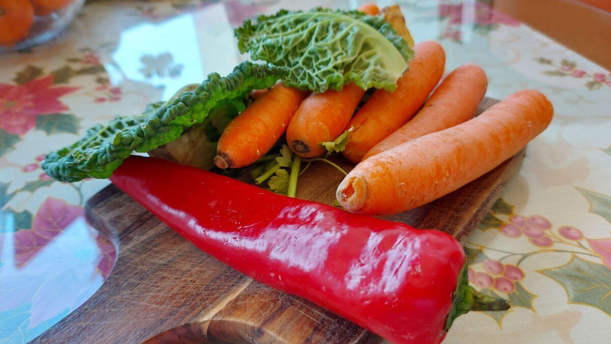 Hrvati jedu sve više povrća