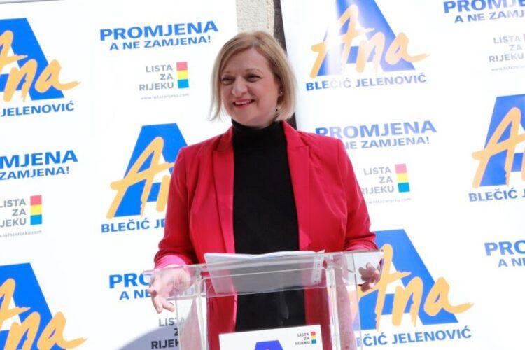 Ana Blečić Jelenović razvalila župana Komadinu!